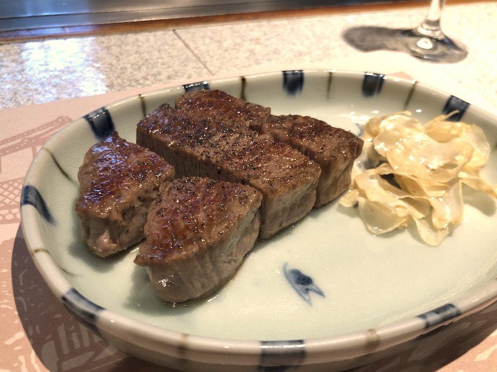 国産牛フィレランチ 和牛フィレステーキ